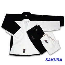 Martial Arts Uniform Karate Heavyweight