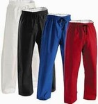 Martial Arts Uniforms Karate Brushed Cotton Pants