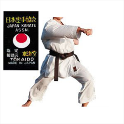 Martial Arts Uniforms Karate Tokaido Kumite