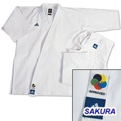 Martial Arts Uniform Karate Adidas Champion Kata Gi