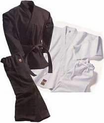 Martial Arts Uniforms Heavyweight Ironman