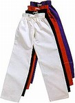 Martial Arts Uniforms Karate Contact Pants