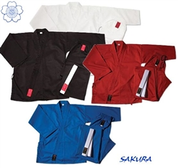 Martial Arts Uniform Gladiator Medium Weight Karate Uniform