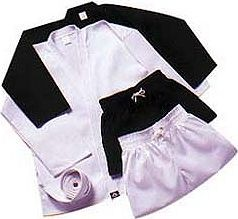 Martial Arts Uniforms Elastic Karate Medium