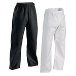 Martial Arts Uniforms Karate Pants 8 oz Elastic Waist Gladiator