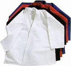 Martial Arts Uniforms Jacket Karate Medium