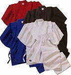 Martial Arts Uniforms Karate Student Elastic Waist
