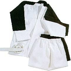 Martial Arts Uniforms Karate Elastic Waist Student