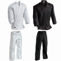 Martial Arts Uniforms Karate Light Elastic Student