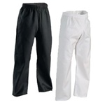 Martial Arts Uniforms Karate Elastic Student Pants