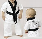 Martial Arts Uniforms Karate Toddler TKD