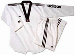 Martial Arts Uniforms Karate Adidas Master Stripes