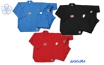 Martial Arts Supplies Uniforms Karate TKD V-Neck