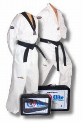 Martial Arts Uniforms Taekwondo Elite Trim