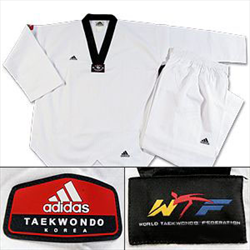 Martial Arts Uniforms Taekwondo Adidas Champion