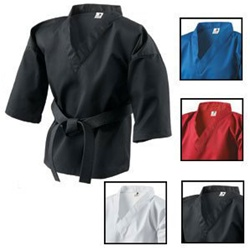 Martial Arts Uniforms Taekwondo Rank Top