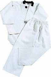 Martial Arts Uniforms Taekwondo Student Trim