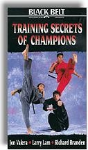 Martial Arts DVD Videos Training Secrets