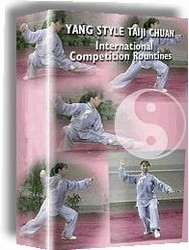 Martial Arts DVD Videos Yang Style Taiji Chuan