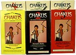 Martial Arts DVD Videos Chakus Nunchaku