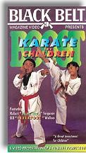 Martial Arts DVD Videos Karate For Children
