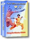 Martial Arts DVD Videos Twin Broad Sword