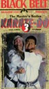 Martial Arts DVD Videos Masters Series Karate Vol3