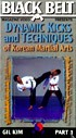 Martial Arts DVD Videos Dynamic Kicks Korean Vol1