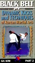 Martial Arts DVD Videos Dynamic Kicks Korean Vol2