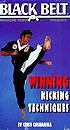 Martial Arts DVD Videos Winning Kicking Vol1