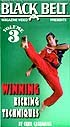 Martial Arts DVD Videos Winning Kicking Vol3