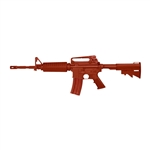 Weapons ITEM: WEA-0210-A1<br> Guns RUBBER PRACTICE CARBINE<br> Orange - Class Sak-02