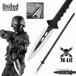 M48 Martial Tactical Kommando Talon Survival Spear