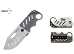 Martial Arts Weapons ultra thin credit card size concealed folding knife
