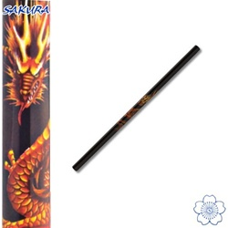 Martial Arts Weapons Sticks Escrima Graphite Dragon