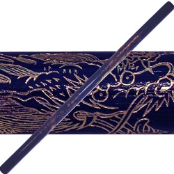 Martial Arts Weapons Sticks Escrima Blue Dragon