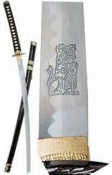 Martial Arts Weapons Sword Katana Samurai Bride Kill Bill Sword