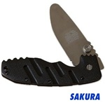 Martial Arts Weapons Folding Knife Safety