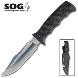 Martial Arts Weapons Knife SOG Seal Pup Elite