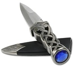 Martial Arts Weapons Scottish dirk knife dagger