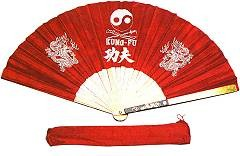 Martial Arts Weapons Tessen Fighting Fan Kunfu