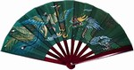 Martial Arts Weapons Tessen Fighting Dragon Fan