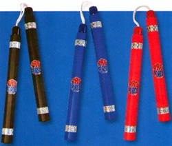 Martial Arts Weapons Nunchaku Corded Safety Foam Practice