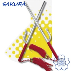 Martial Arts Weapons Samurai Jujutsu Single Prong Sai Steel Jutte Jitte