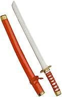 Martial Arts Weapons Sword Plastic