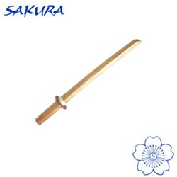 Martial Arts Weapons Bokken Sword Shoto Natural