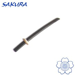 Martial Arts Weapons Bokken Sword Shoto Black