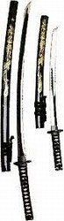 Martial Arts Weapons Sword Wakizashi Dragon