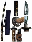 Martial Arts Weapons Sword Katana Bamboo Samurai