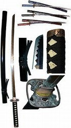 Martial Arts Weapons Sword Katana Emperor